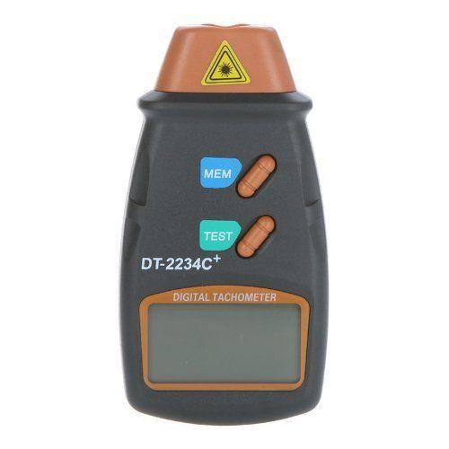 Sodial r tacometro de foto digital laser sin contacto rpm - Metro laser barato ...